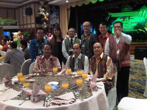 Kuching Convention 2011