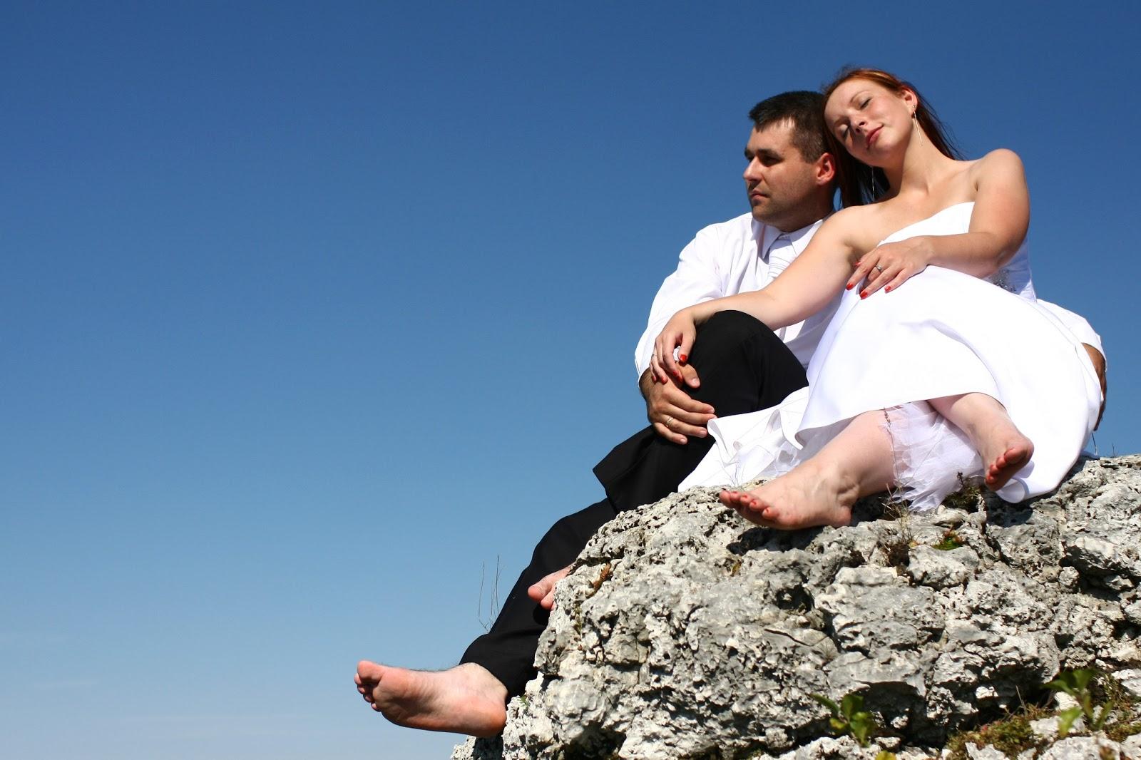 Ślub Rocznica Góry