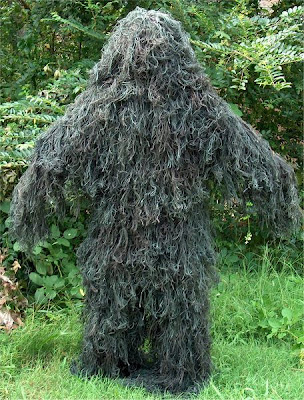 A Ghillie Suit