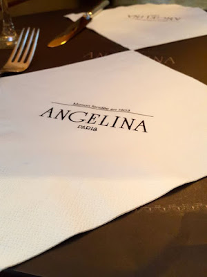 Angelina Tea Room and Patisserie at Capitol Piazza Singapore