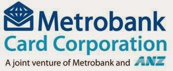 METROBANK: ON  INTERNET MASTERCARD