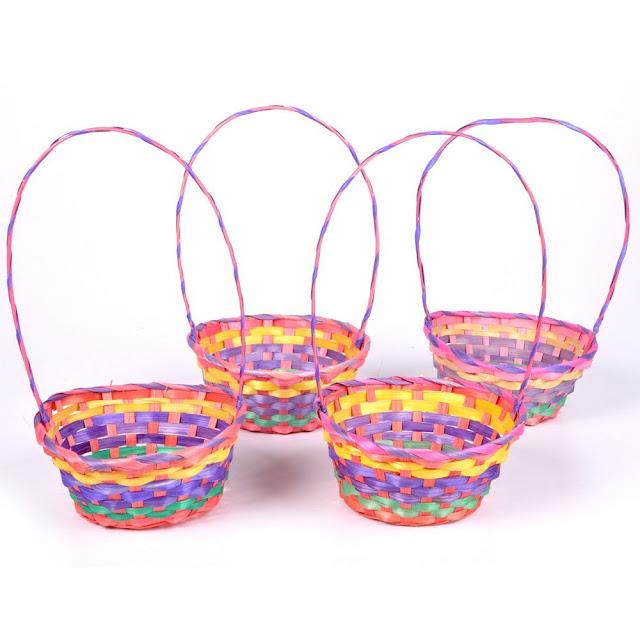 Bamboo Easter Basket