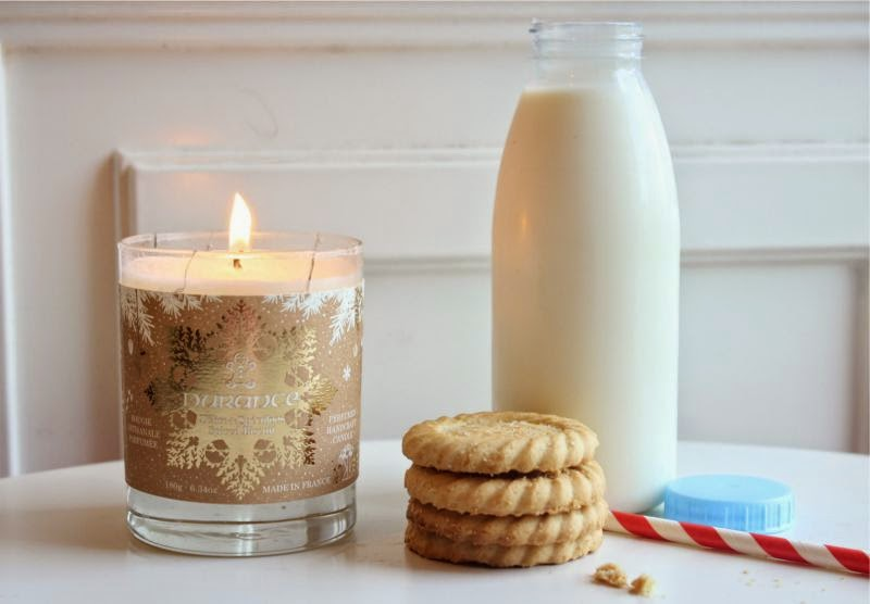 Durance Spiced Biscuit Hand Crafted Candle