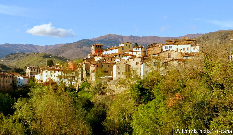 Loro Ciuffenna uno dei Borghi più belli d'Italia