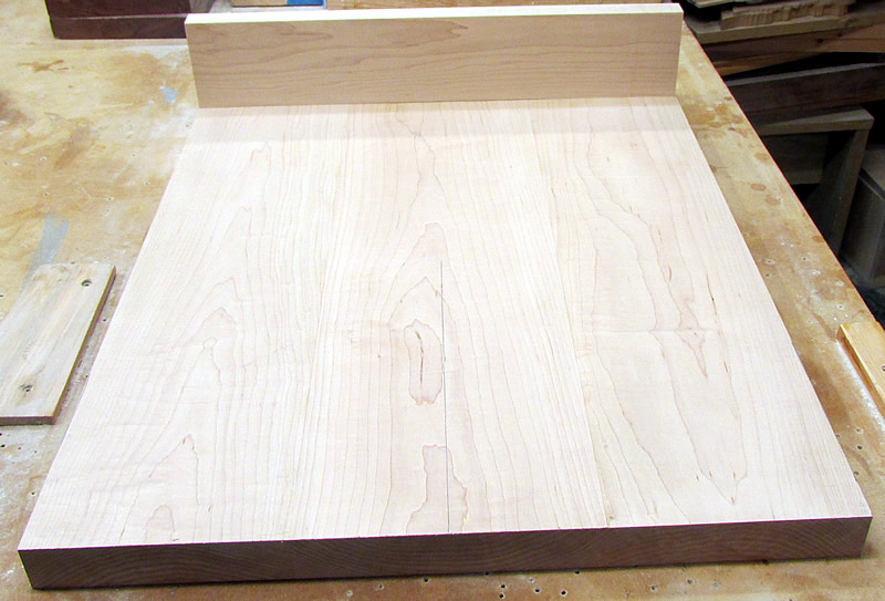 Splinters Woodworks: Large Thick Countertop Cutting Board.