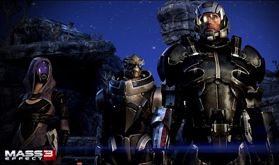 Mass Effect 3 Extended Cut DLC-RELOADED crack