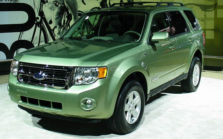 ford escape hybrid limited hybrid 4wd car news and reviews in malaysia. Black Bedroom Furniture Sets. Home Design Ideas