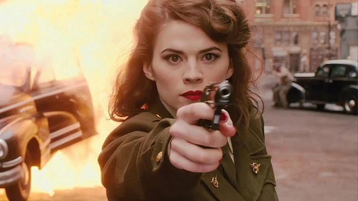 MOVIES: The Avengers 2: Age Of Ultron - Hayley Atwell to Return