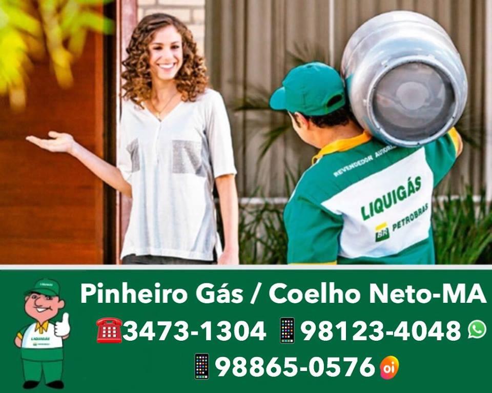 Liquigás Coelho Neto - Ma Liquigás/Pinheiro Gas