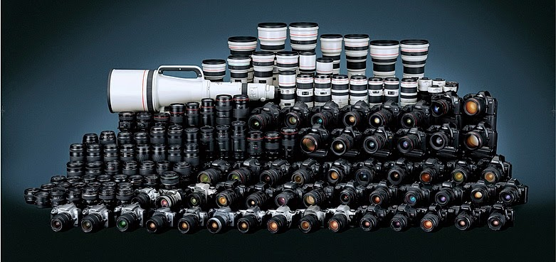 Kamera Canon 7D Mark II, 750D/T6i, 150D/SL2, EOS M3 Segera Meluncur?