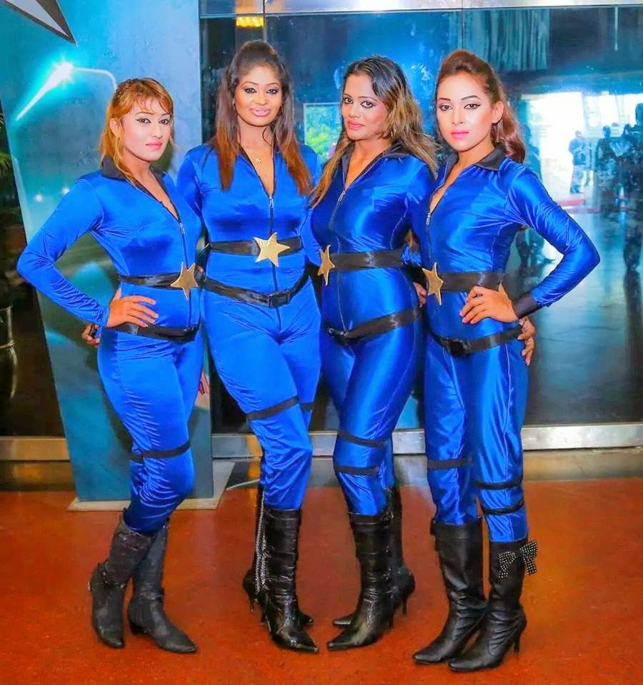 sl model blue