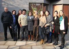Post-Título de Terapia Sistémica de Familias y Parejas Santiago 2º. año 2013