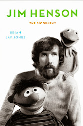 NOW AVAILABLE!! Brian Jay Jones' Jim Henson: The Biography