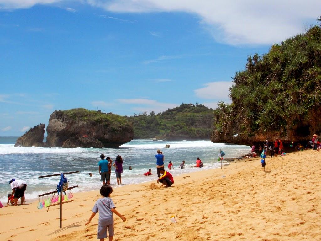 Pasir Pantai Kukup