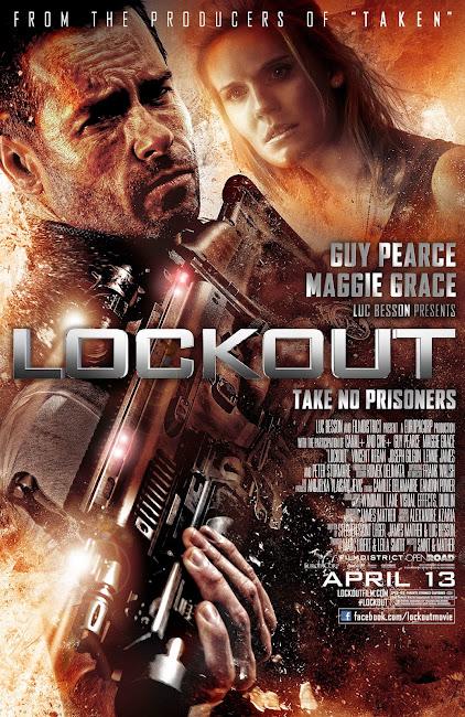 ตัวอย่างหนังใหม่ : Lockout ซับไทย