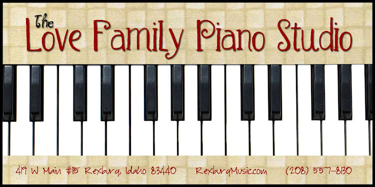 The Love Family Piano Studio