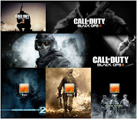download Call Of Duty Windows Theme Plus Logon Screen 2013 terbaru