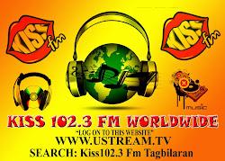 Kiss FM Bohol 102.3 Mhz