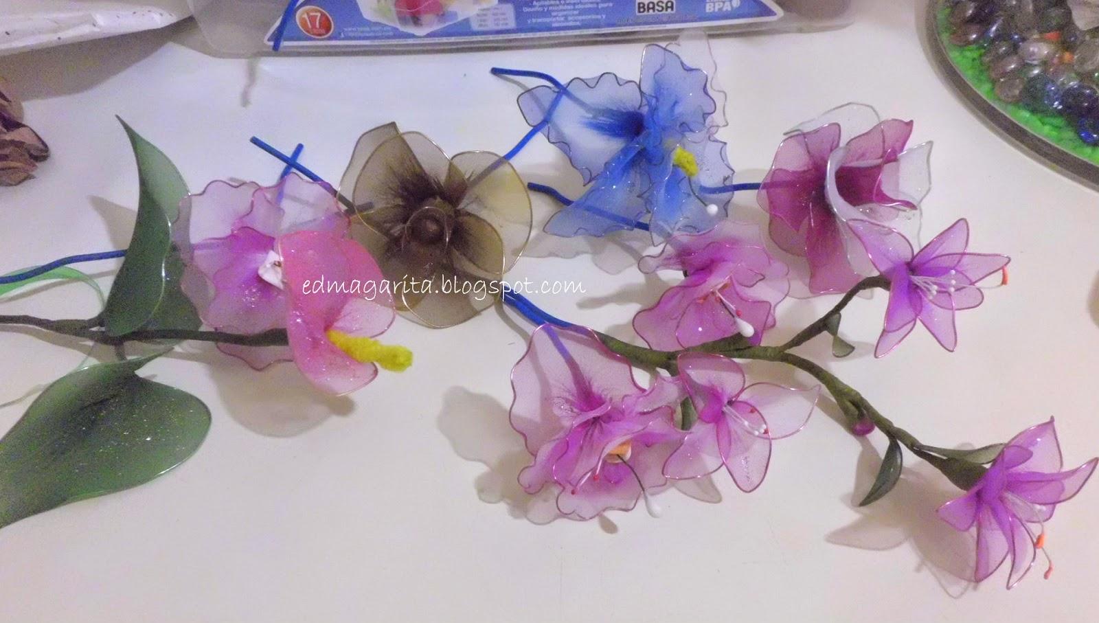 Imagenes de jarrones con flores artificiales - Jarrones flores artificiales ...
