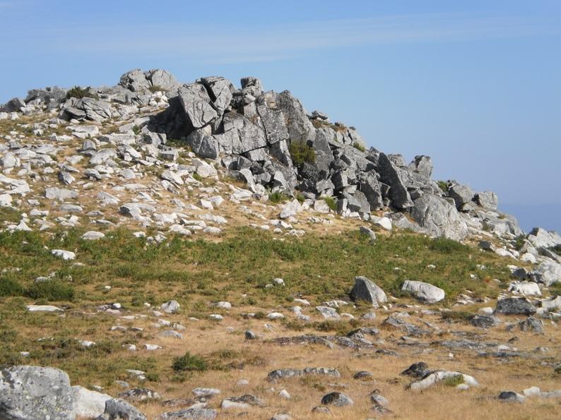Pedras da serra da freita