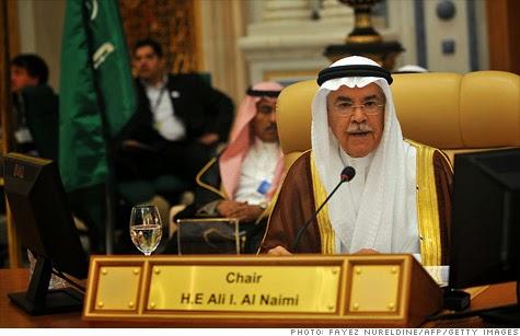 NOTICIA - Arabia Saudita: Nos da lo mismo si los precios del crudo se desploman hasta los 20 dólares
