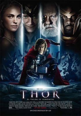 Thor (2011) - Latino
