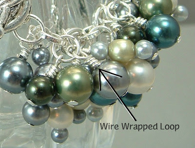 Exampe of Wire Wrap Loop