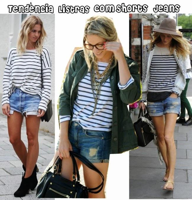 -camisetas-camisas femininas-roupas listradas-camisas listradas-camisa listrada feminina-blusa listrada-short jeans-shorts jeans-moda feminin-tendencia-roupas listradas- women'scamisas de las mujeres- shirts-chemises pour femmes
