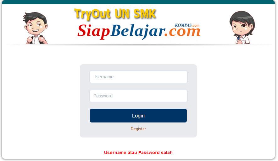 Tryout Un Smk Online Gratis 2013 Komunitas Smk Kabupaten Grobogan