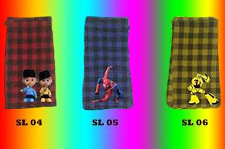 sarung anak kartun harga murah seri 2