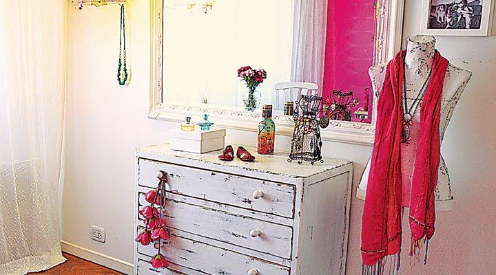 Artesare muebles pintados y decorados artesanalmente - Muebles antiguos reciclados ...