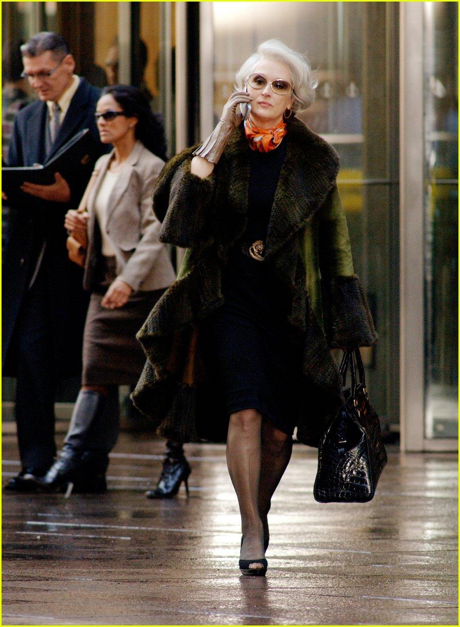 Happy Birthday Miranda Priestly Aka Meryl Streep The Prada