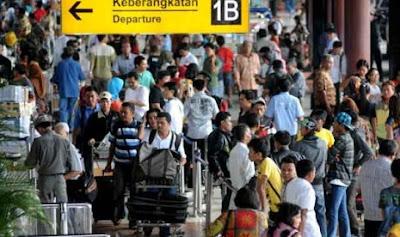 Inilah 50 Preman Bandara Soekarno-Hatta yang di tangkap