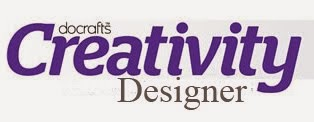 I design for Docrafts Creativity Magazine