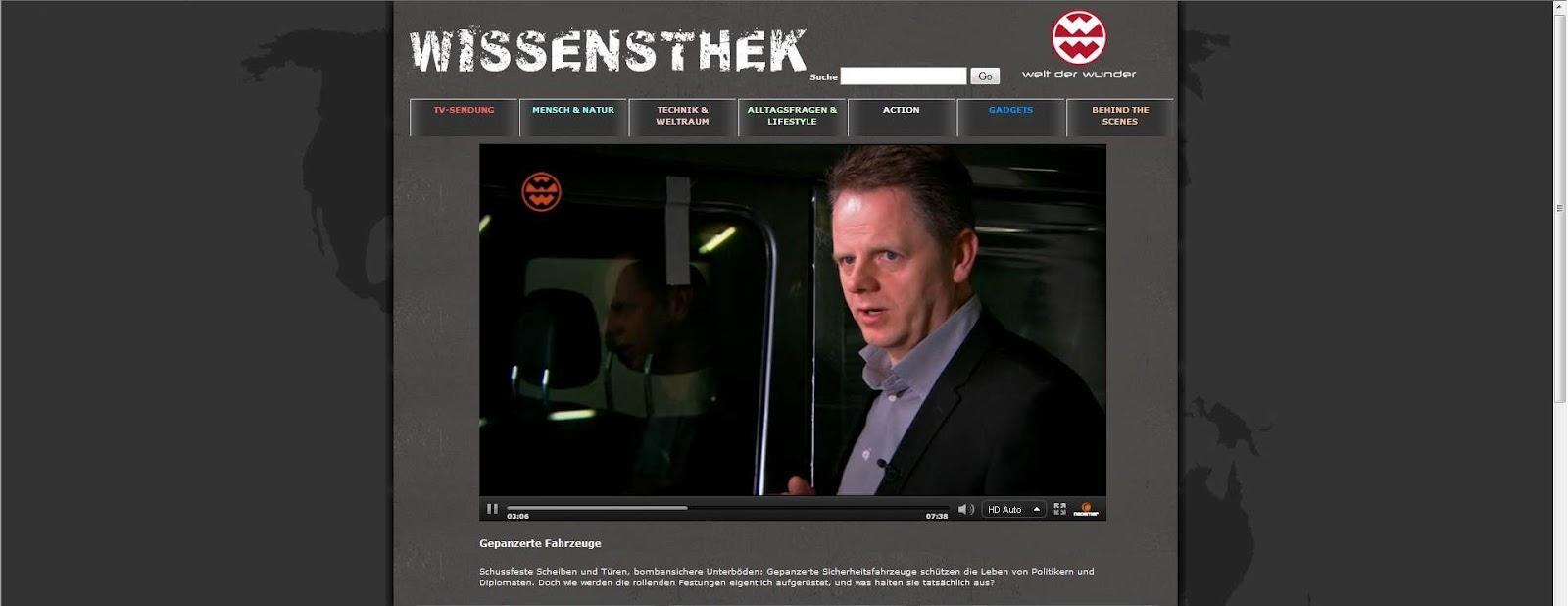Trasco-forever: Neues von Klaus Ackermann (alpha armoring)