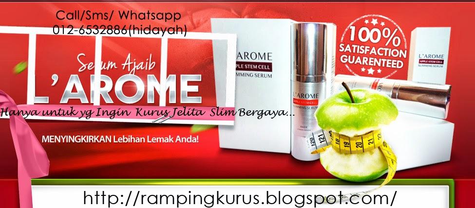 L'AROME Apple Stem Cell Slimming Serum