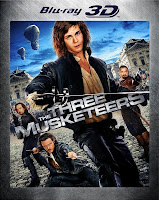 The Three Musketeers (2011) 2D / 3D Blu-ray Review