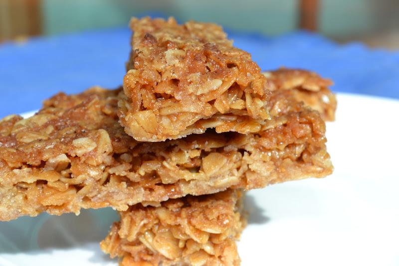 Sweet Morris: Oatmeal Crisps