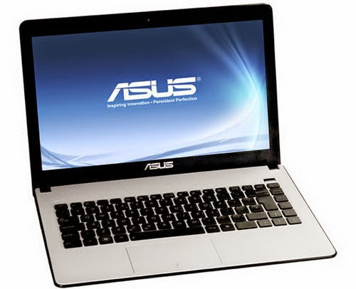 Driver ASUS X401A Windows 8.1 64bit