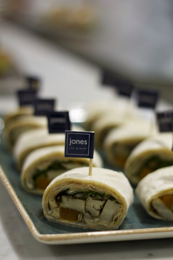 Jones the Grocer combines a modern day café experience with a premium retail offering for gourmet products