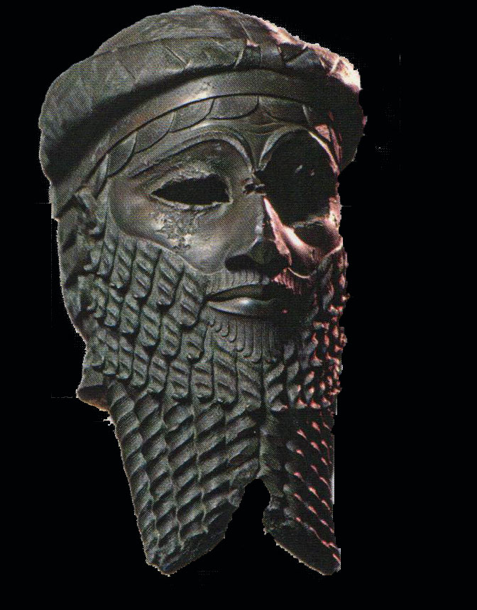 akkad and sargon the great world history - 672×860