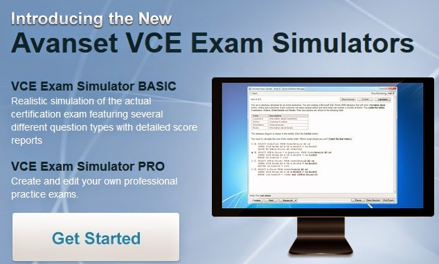 Avanset VCE Exam Simulators 1.0.1 Registered Version