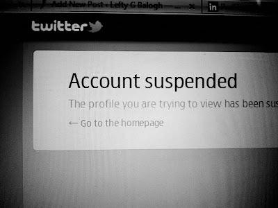 Cara Mengembalikan/Memulihkan Akun Twitter Yang Suspended