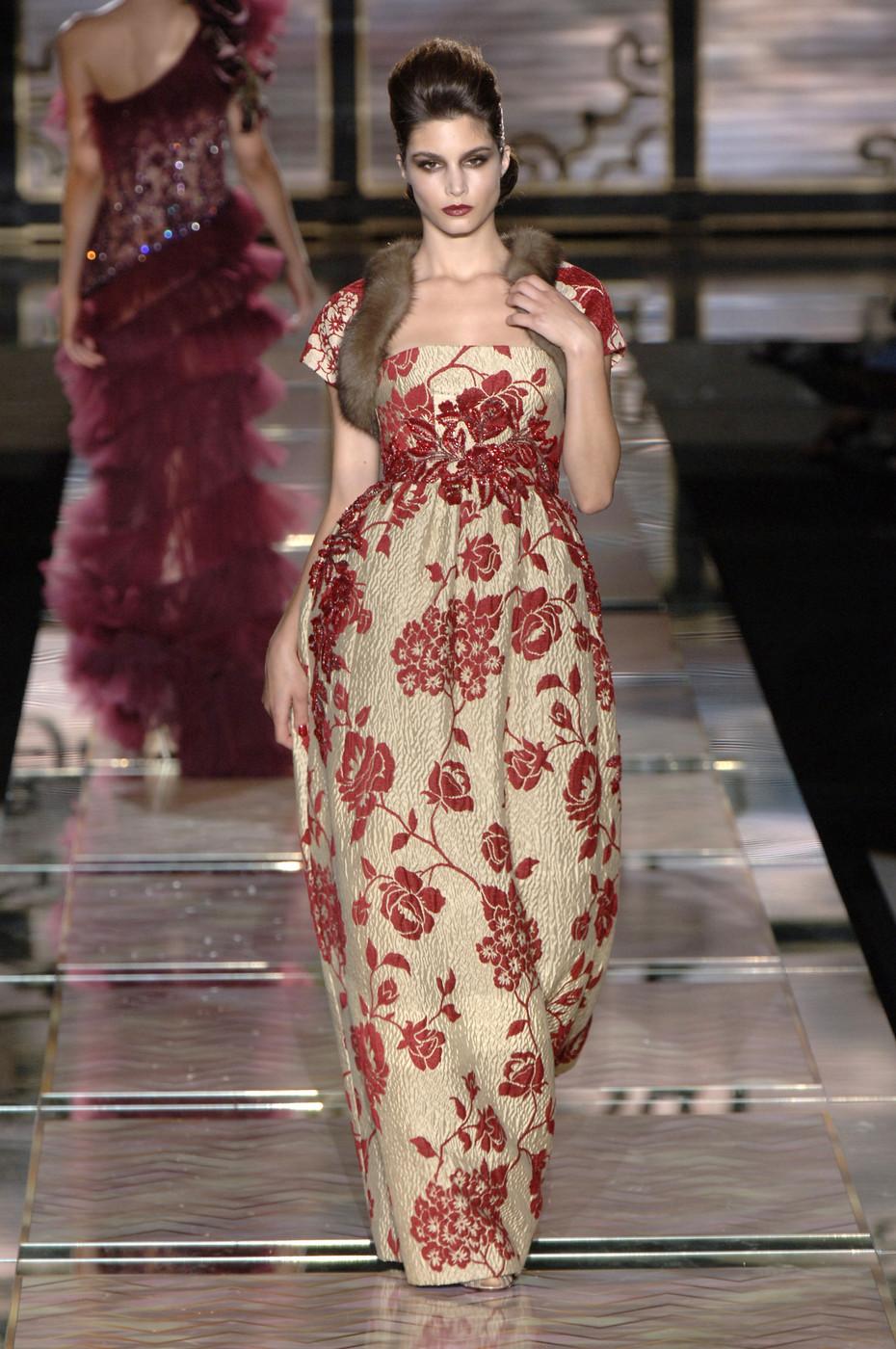 Valentino Haute Couture Fall/Winter 2006