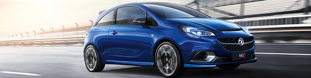 Vauxhall VXR Range - Một dòng xe chất lượng của Vauxhall