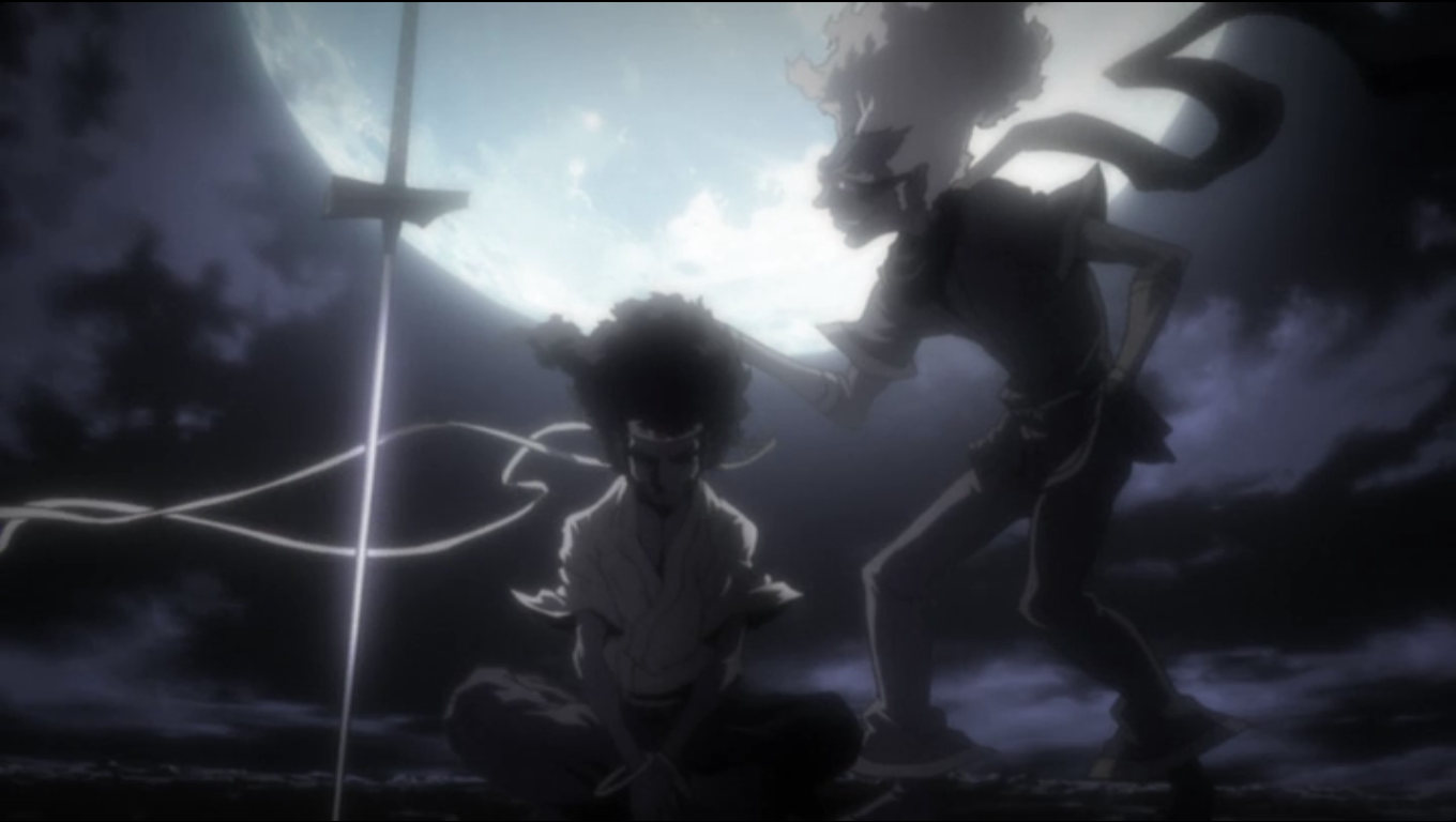 Afro Samurai Sex Scene Amazing movie afro samurai (2007) - adventures of me