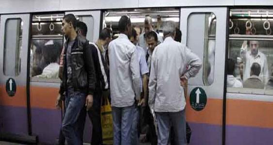 تعلن وزارة النقل عن زيادة فى أسعار تذاكر المترو لتصبح 3 جنيهات للمرحلة الاولى  و4 جنيهات للمرحلة الثانية