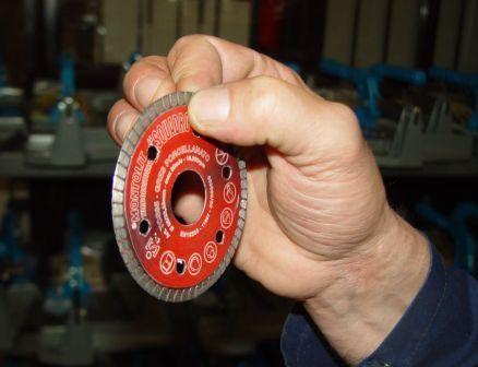 Coupe carrelage coupe carreaux disque diamant squadro art tcs85 85 mm de diam tre - Disque coupe carrelage 180 mm ...