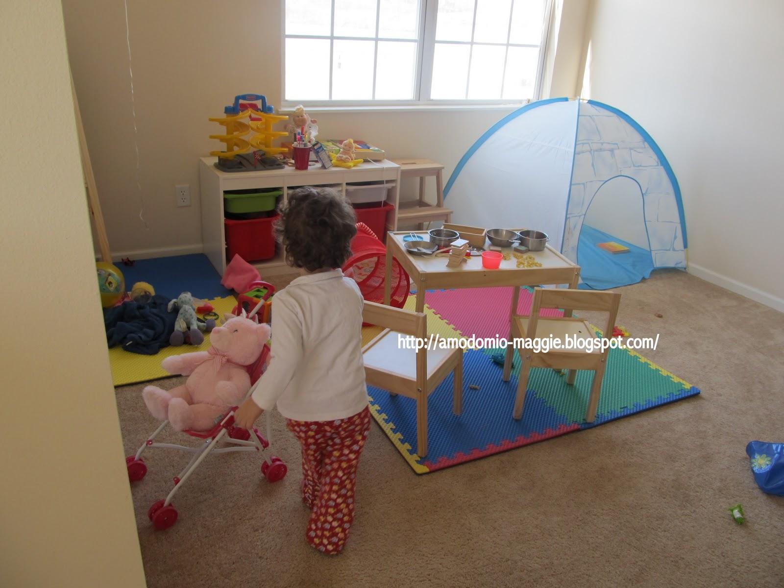 a Modo Mio: La nostra Ikeasa: il playground