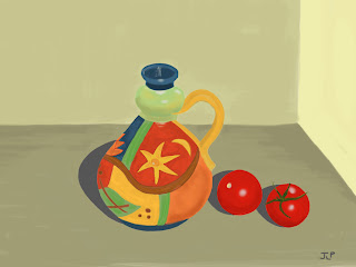 Spanish Pot and tomatoes